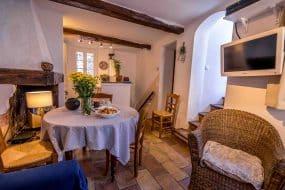 Maison 45 m² centre village jolie terrasse 2ch Airbnb à Ramatuelle