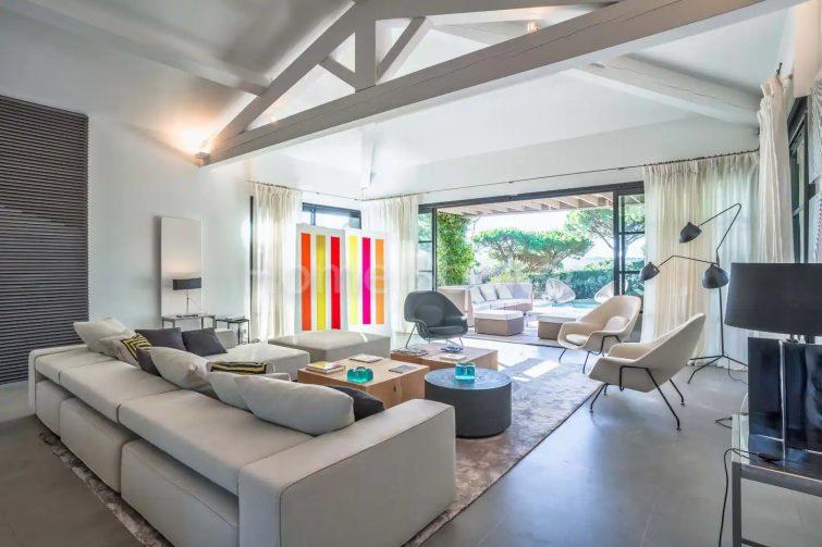 Airbnb à Ramatuelle Villa