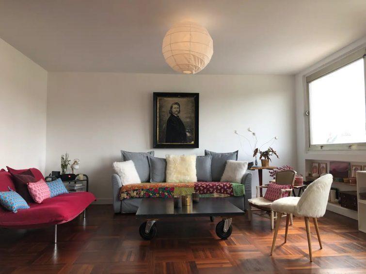 Appartement lumineux, 2/4 pers, Centre historique