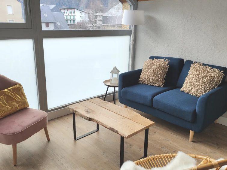 Airbnb à Saint-Lary-Soulan Duplex centre Saint Lary Village 2 espaces nuits