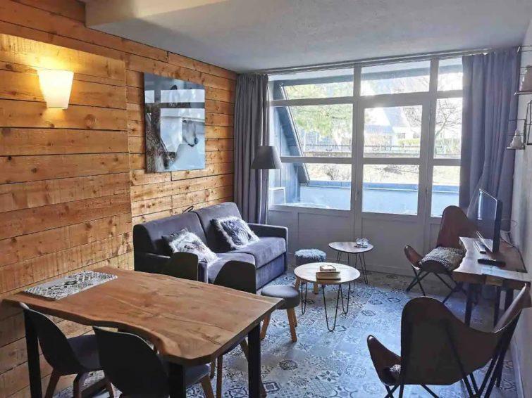 Saint Lary Petit Nid Douillet Airbnb à Saint-Lary-Soulan