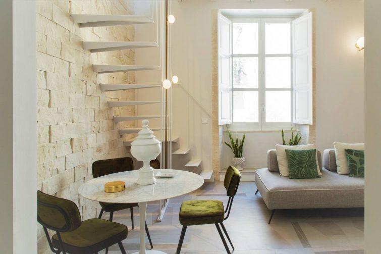 Marialuisa White Suite Apart
