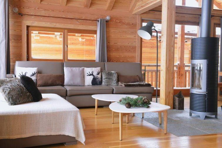 Chalet de prestige Airbnb à Vars