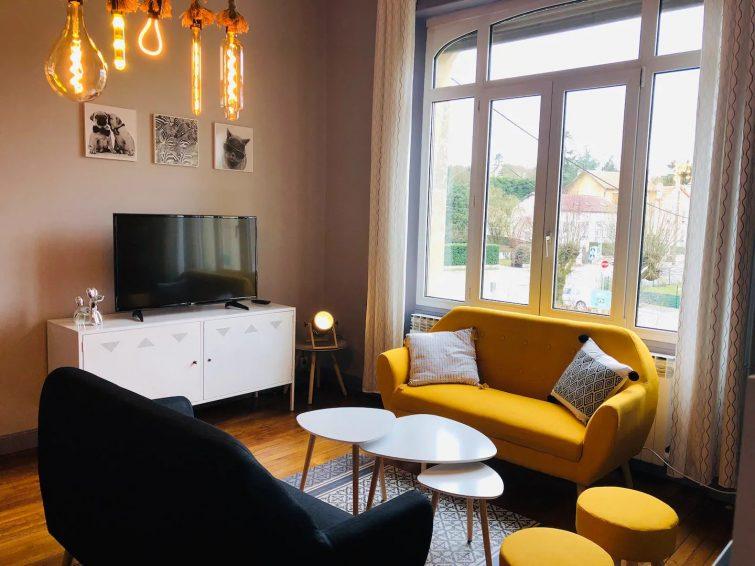 Airbnb à Verdun Appartement privé dans maison de Maître