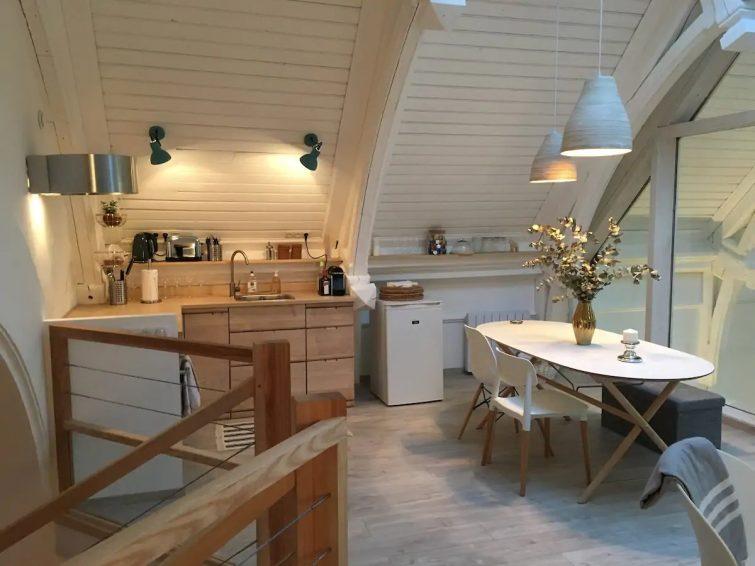 Airbnb à verdun