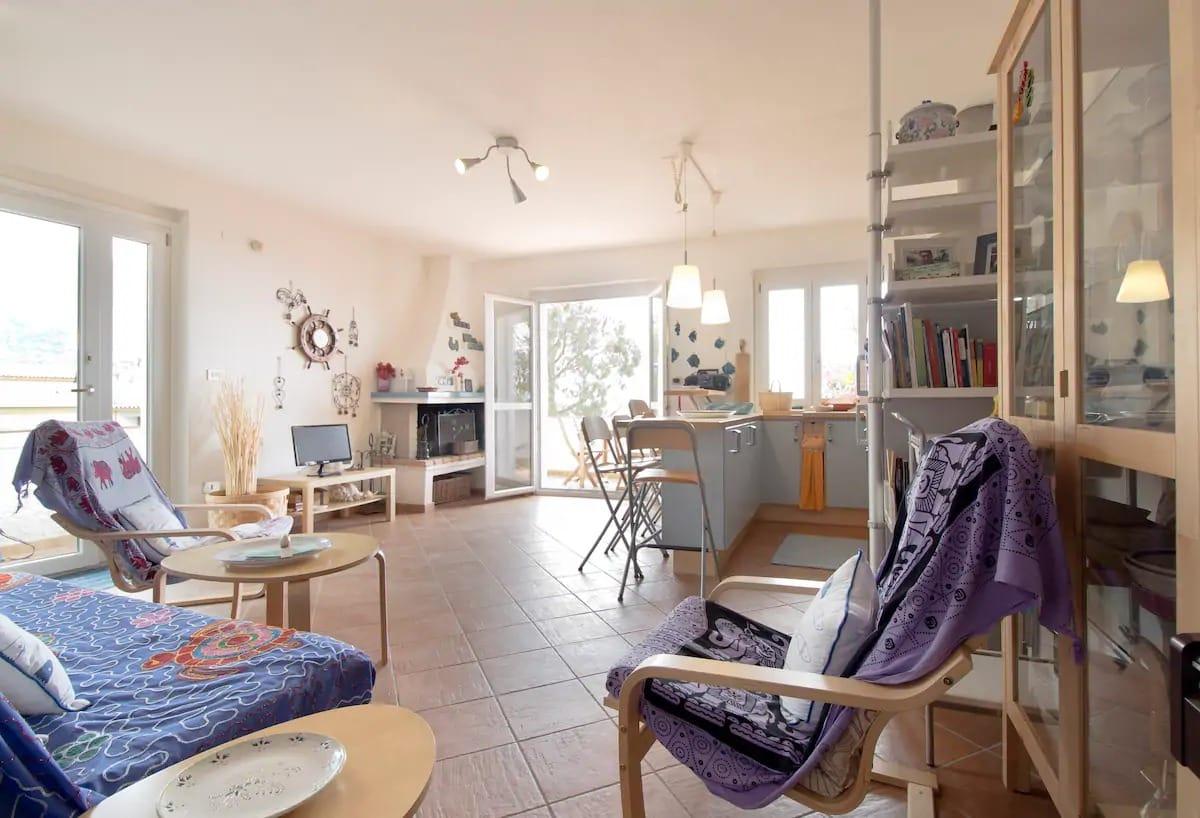 Superbe appartement à Cala Gonone