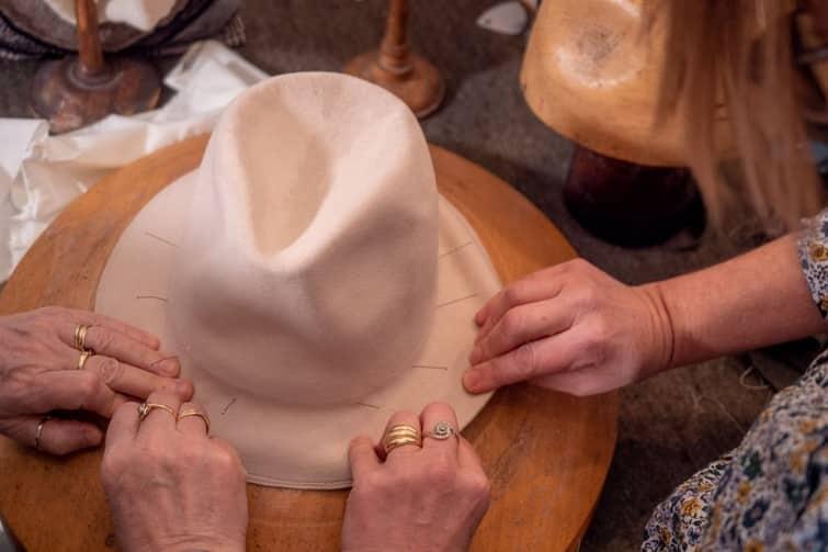 Atelier Chapeau à Paris