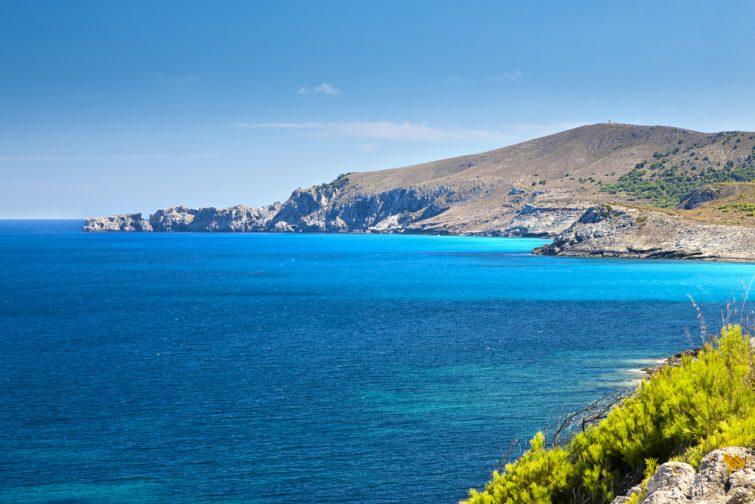 Balade bateau Majorque : Le parc naturel de Llevant