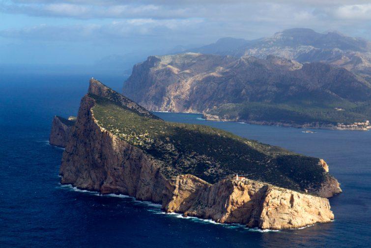 Aller-retour sur l'île Sa Dragonera
