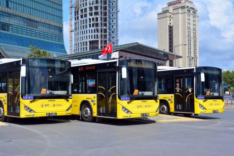 Bus stambouliotes
