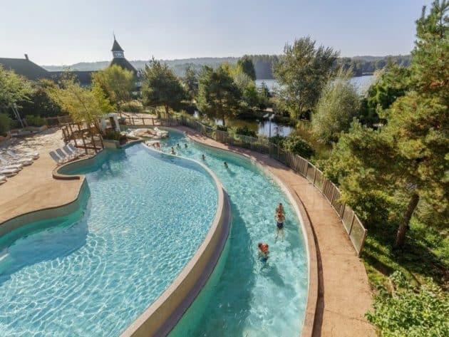 Les 6 domaines Center Parcs en France