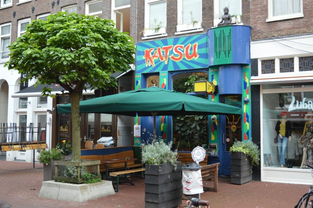 Coffee Shops Amsterdam : Le Katsu Coffeeshop