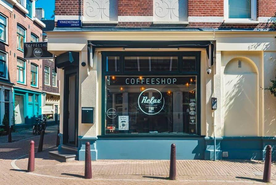 Coffee Shops Amsterdam : Le Coffeeshop Relax