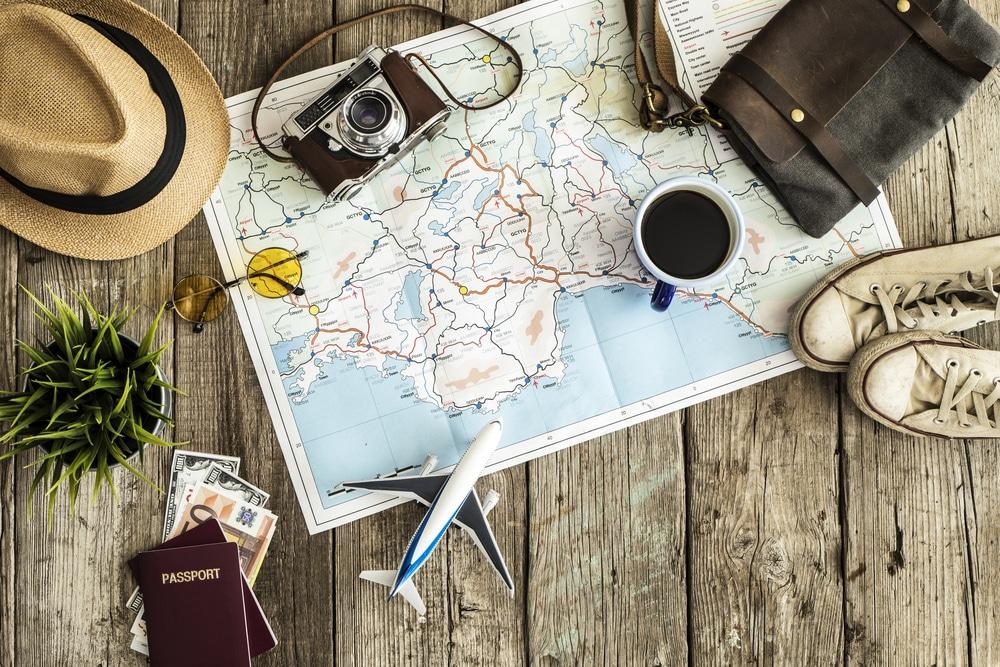 Conseils pour apprendre l'anglais : voyager
