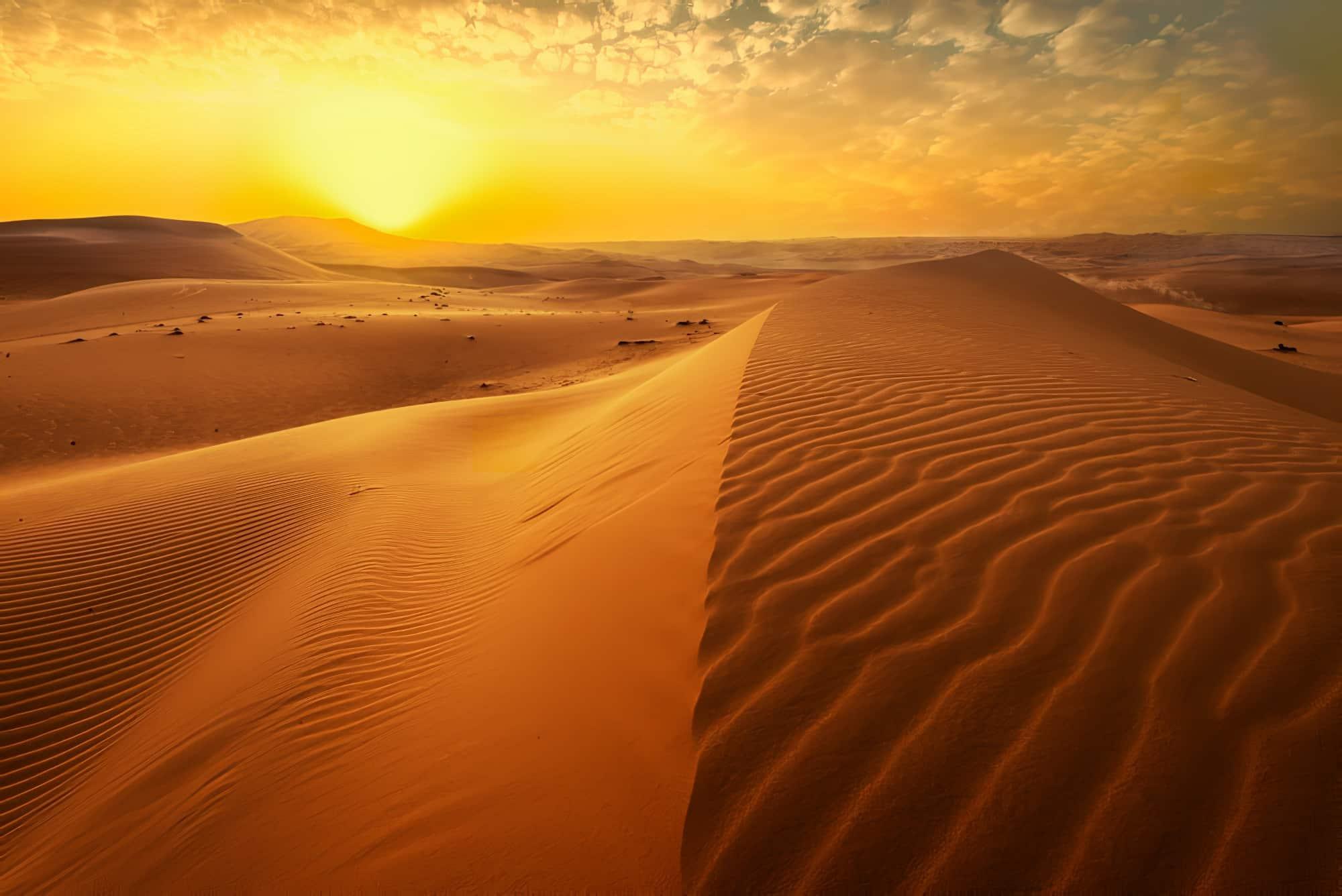 Désert d'Arabie