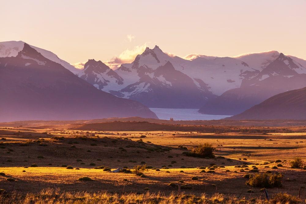 Plus grands déserts au monde : Patagonie