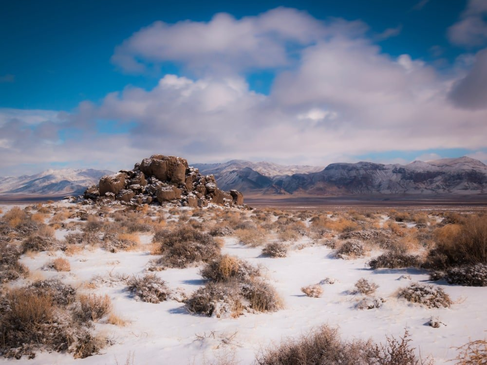 Les plus grands déserts au monde : Great Basin