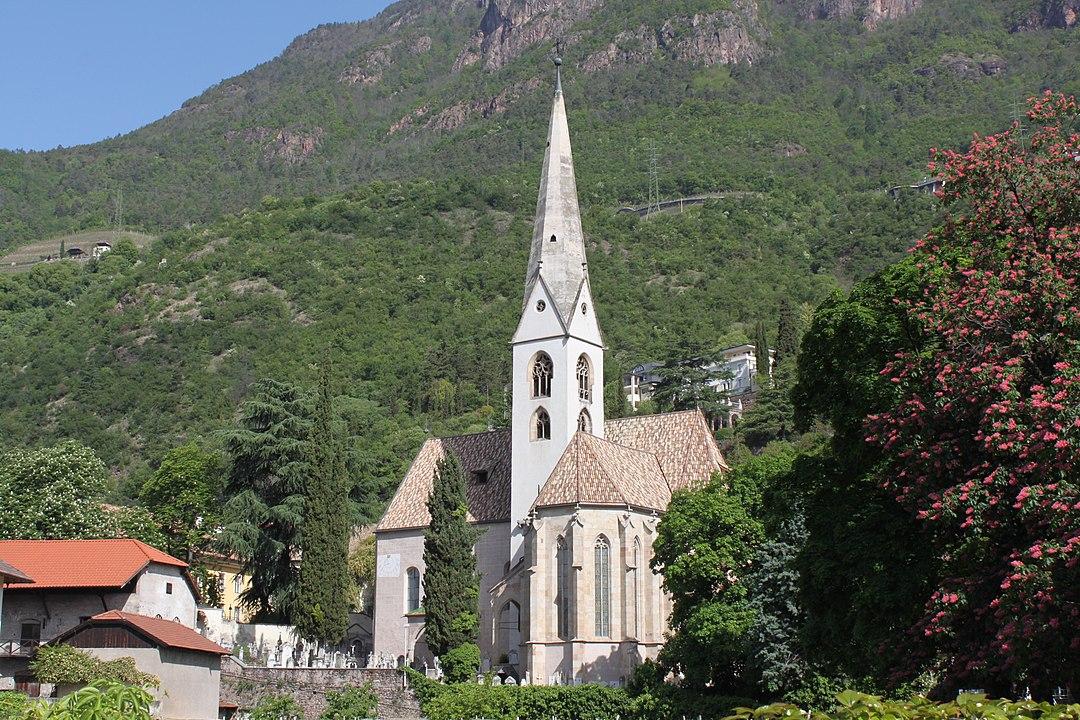 Chiesa parrochiale di Gries