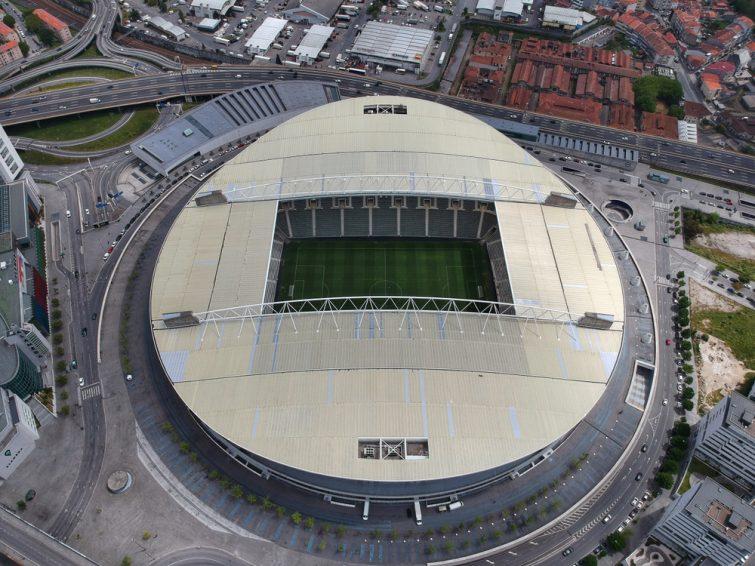 Stade du Dragon - visiter Porto