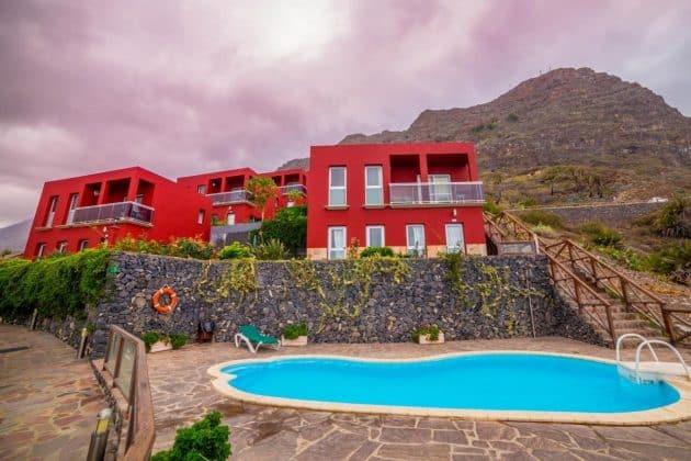 Les 13 meilleurs hôtels à La Gomera