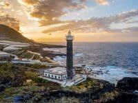 Lighthouse on La Palma Island