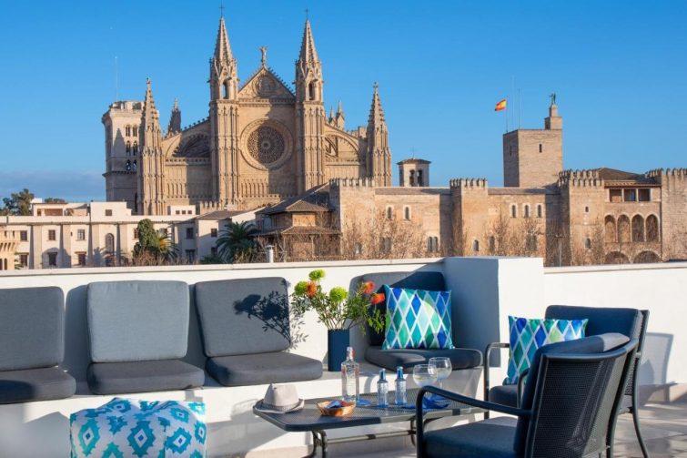 Apuntadores 8 Meilleurs hôtels à Palma de Majorque
