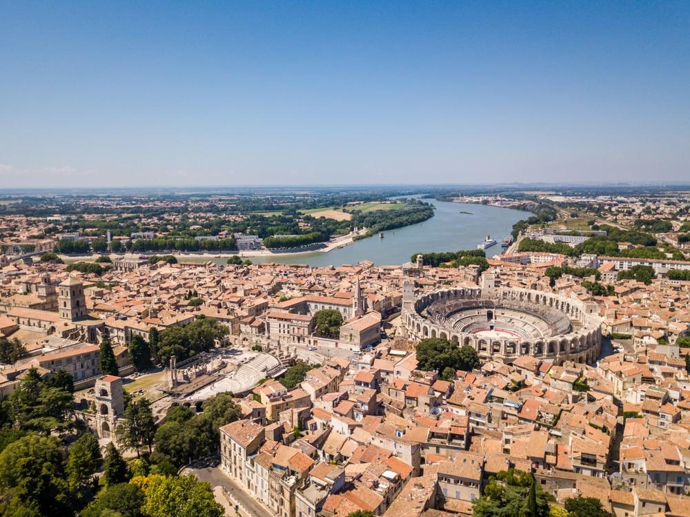 Visiter Arles : Arènes d'Arles - Amphithéâtre