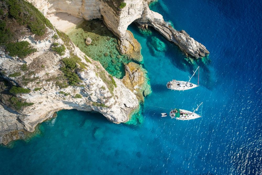 Visiter Corfou : D'île… en îles!