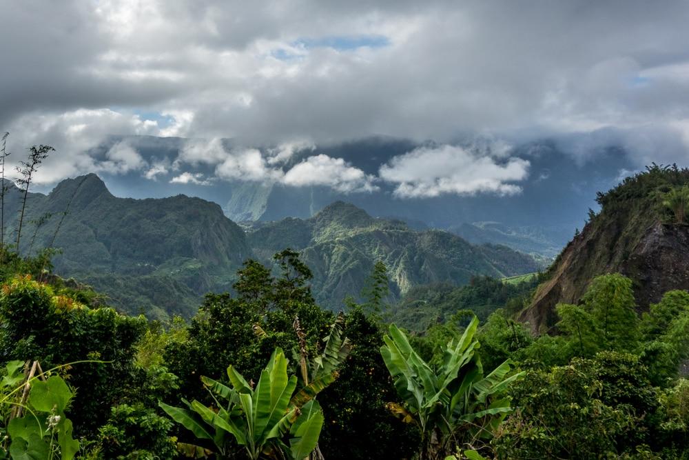 Visiter La Réunion : Cirque de Salazie
