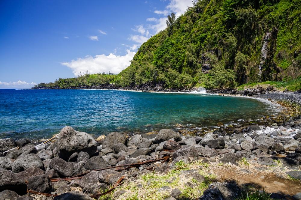 Visiter La Réunion : L'Anse des Cascades