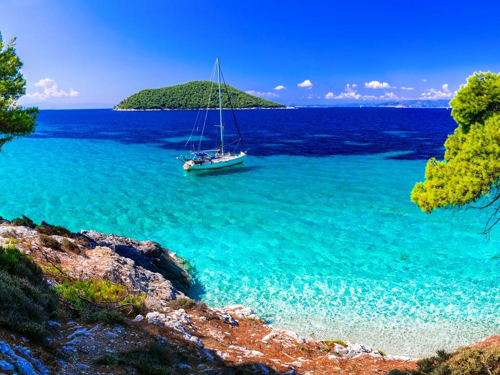 Les excursions depuis l'île de Skiathos