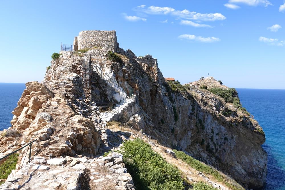 La forteresse de Kastro