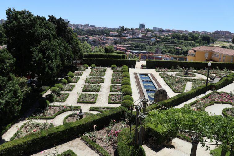 Jardins du Palácio de Cristal