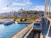 Se déplacer en métro à Istanbul