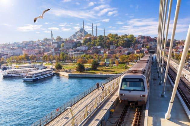 Transports à Istanbul : comment se déplacer à Istanbul ?