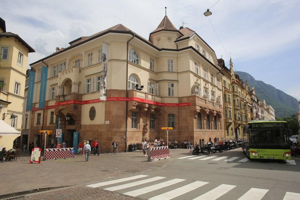 Le musée archéologique du Sud-Tyrol