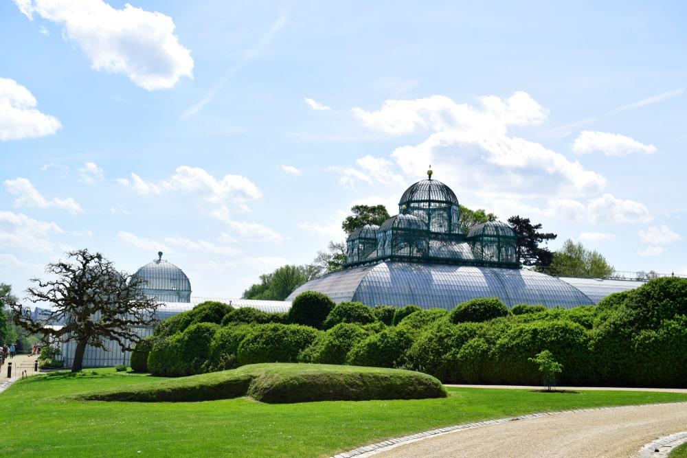 L'Atomium et le parc de Laeken - visiter Belgique