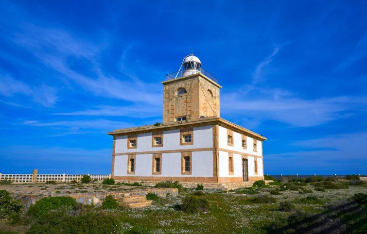 visiter le phare de Tabarca