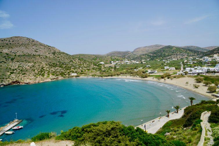 Les plages de Syros