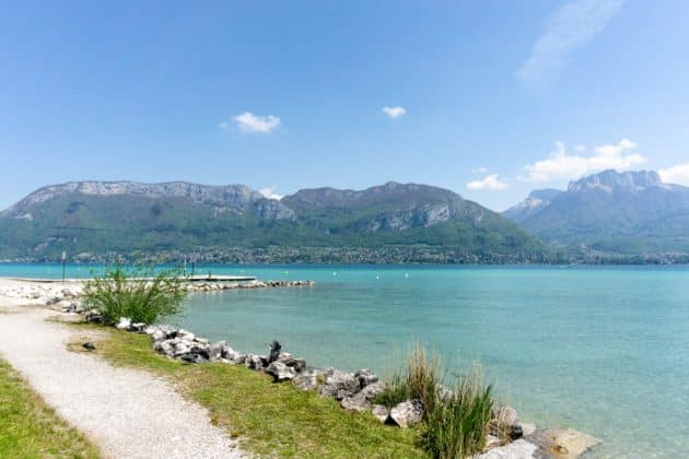 Les 9 plus belles plages d'Annecy