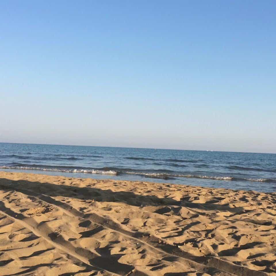 plage della Brussa