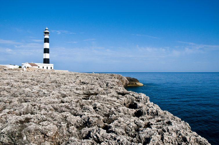 Plongée Minorque : Phare du Cap d'Artrutx