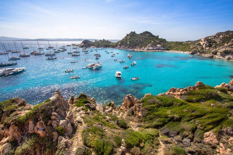 L'archipel de la Maddalena