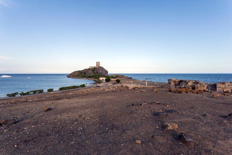 Plongée Sardaigne : Site archéologique de Nora