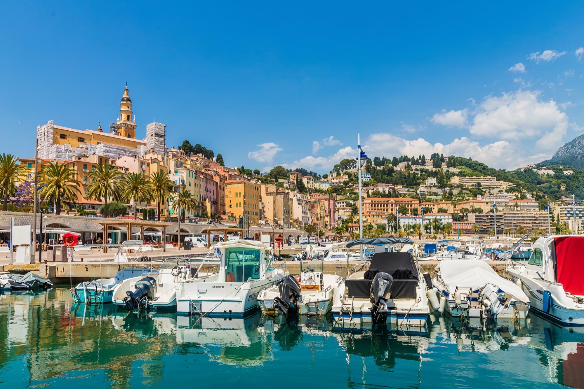 Les plus beaux ports de France