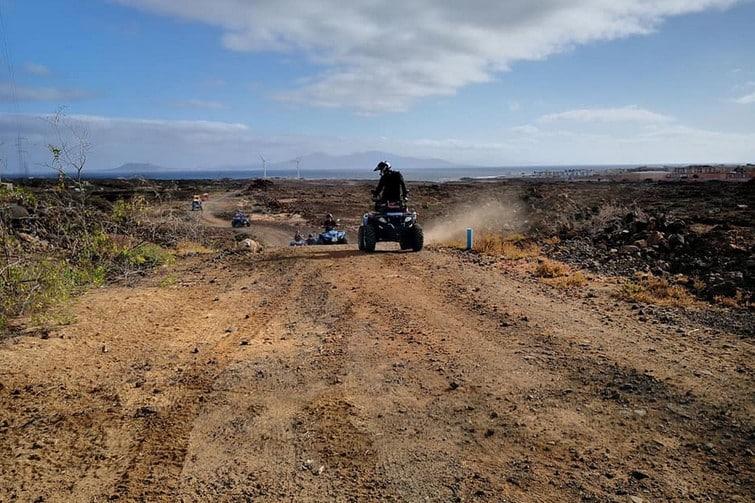 Paseo en quad o buggy por Costa Calma