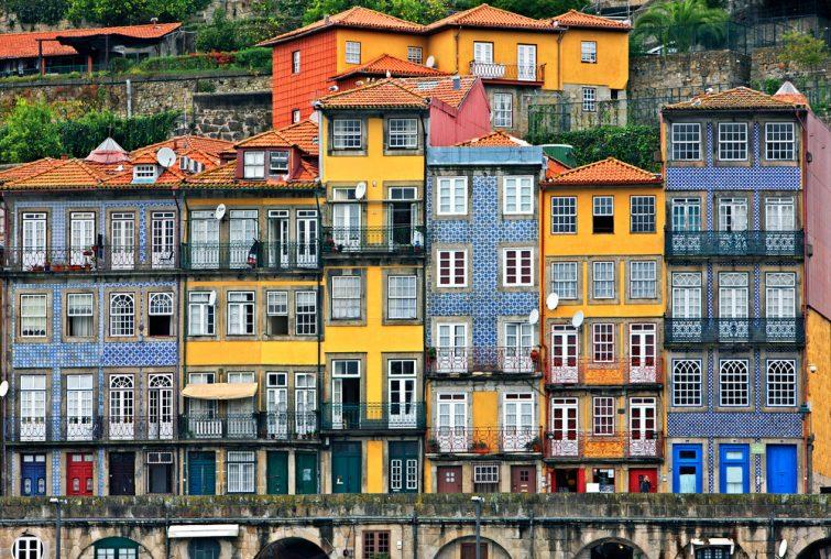 Le quartier Ribeira - visiter Porto