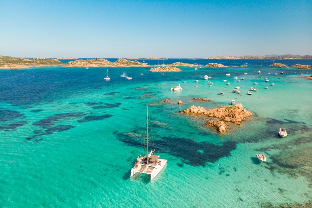 Catamarano Maddalena