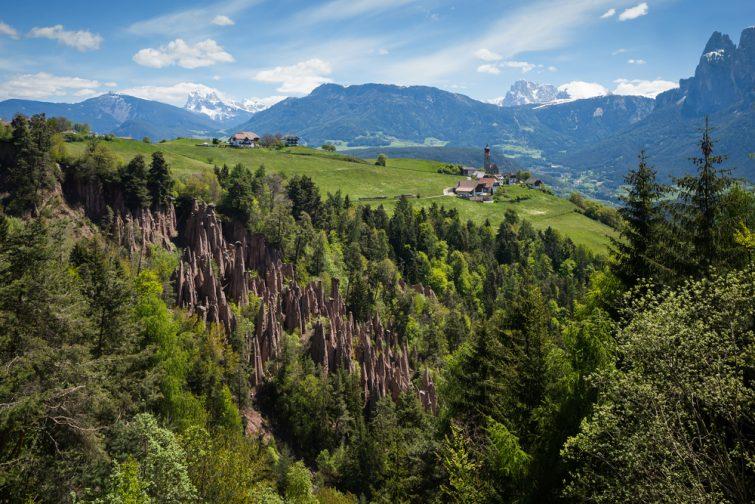 visiter Bolzano : Renon