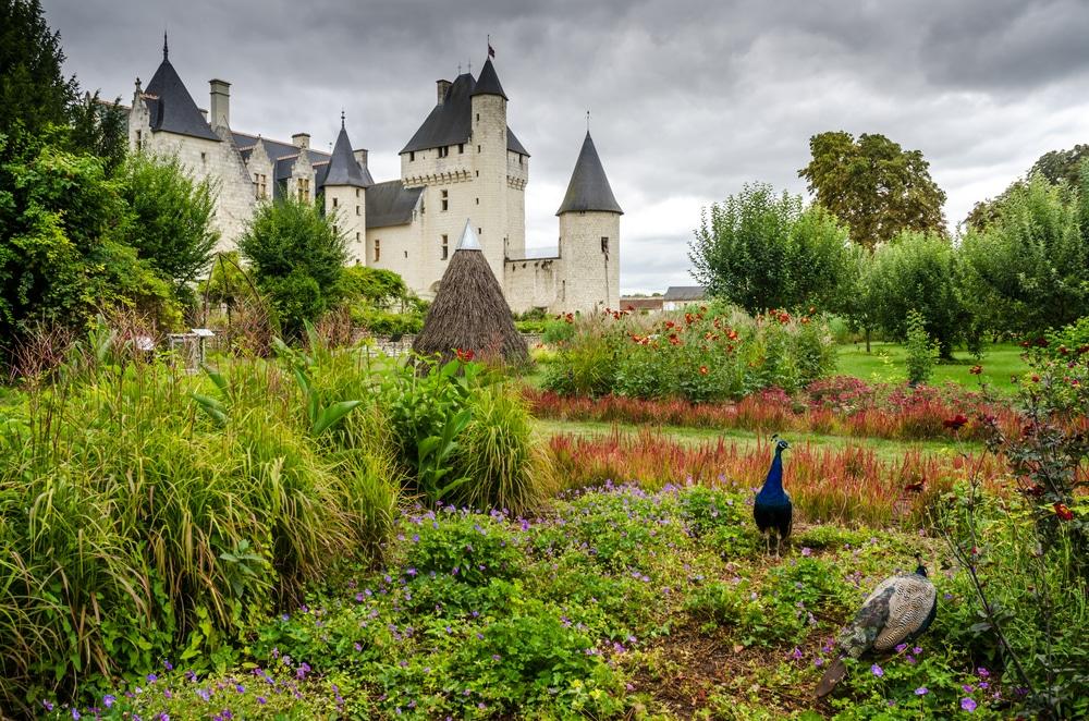 chateau Rivau - visiter Châteaux de la Loire